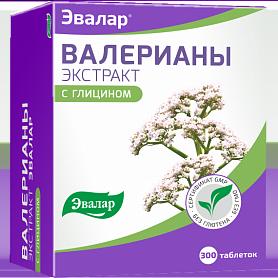 Валерианы экстракт Эвалар таблетки 300 шт.