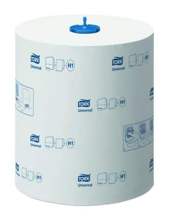 Полотенца Промо Tork Universal в рулоне однослойные белые Matic system 28000*21 см 6 шт