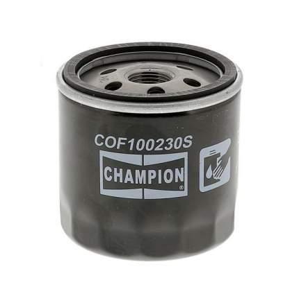 Фильтр масляный ВАЗ 2108-15 CHAMPION COF100230S, C230/606 ВАЗ 2108-15