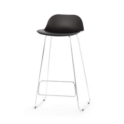 Барный стул Cosmo Catina, серебристый/черный