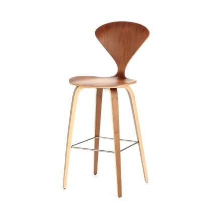 Барный стул Cosmo Cherner 1, бежевый/коричневый