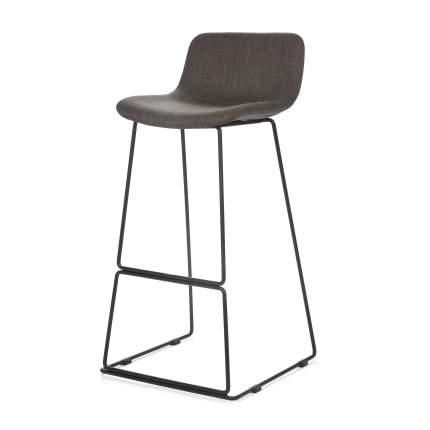 Барный стул Cosmo Neo, черный/серый