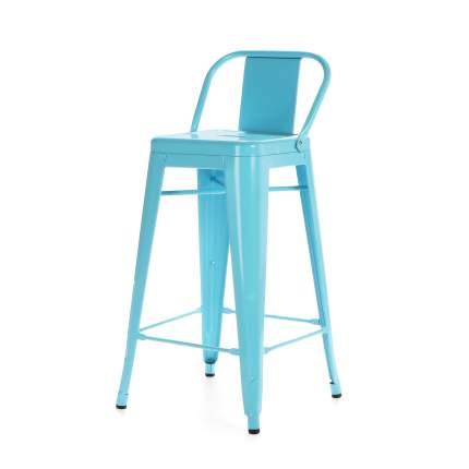 Барный стул Cosmo Vittoria, голубой