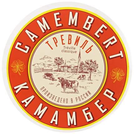 Сыр Тревиль камамбер мягкий с белой плесенью 50% 130 г