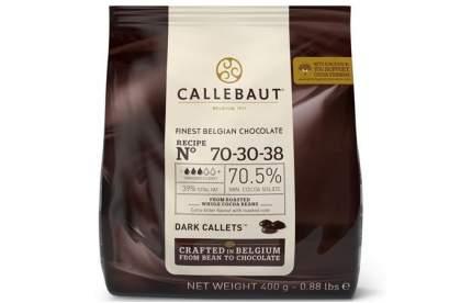 Шоколад темный Callebaut 70.5% какао  (70-30-38-E0-D94) 0.4 кг