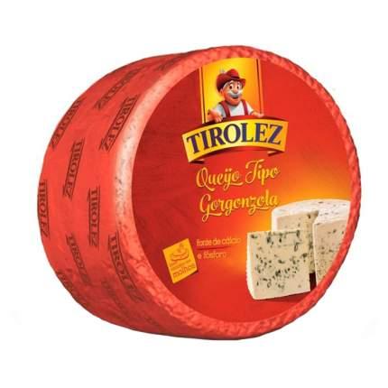 Сыр Tirolez горгонзола с благородной голубой плесенью 50%