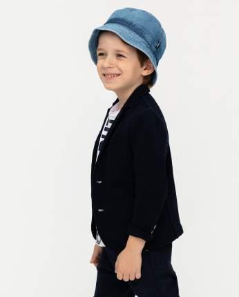 Пиджак для мальчиков Gulliver, цв. синий, р.104