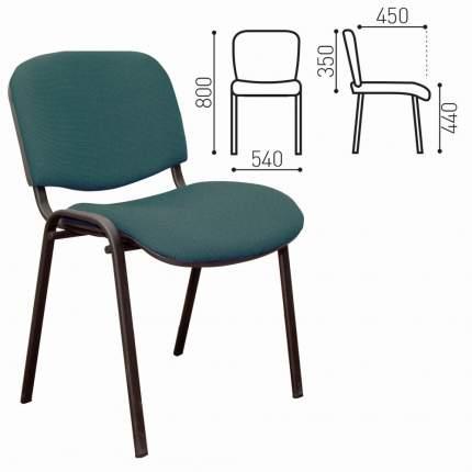 Офисный стул NoBrand ИЗО 226600, черный/серый