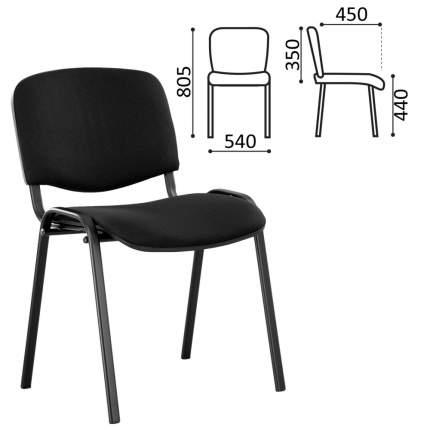 Офисный стул NoBrand ISO 235742, черный