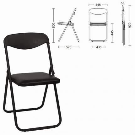 Офисный стул NOWY STYL Jack black 218042, черный