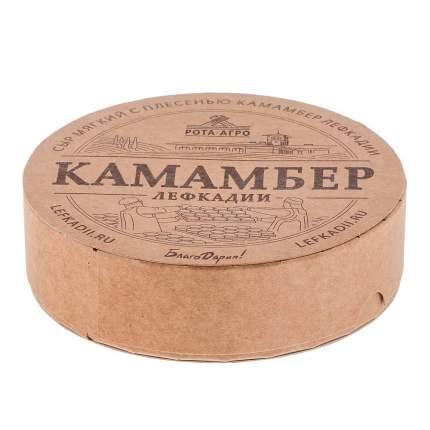 Сыр Лефкадии камамбер мягкий с белой благородной плесенью 50% 0.25 кг