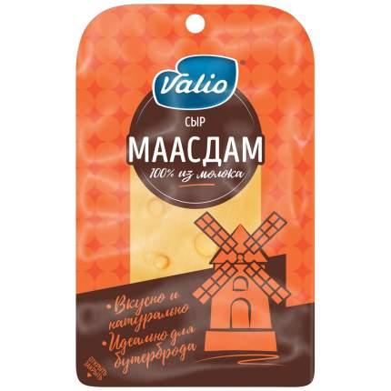 Сыр Valio маасдам полутвердый фасованный 45% 120 г