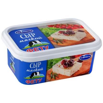 Сыр Экомилк Фету мягкий 45% 250 г