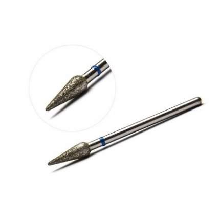 Фреза TNL алмазная «Конус» D=4,2 мм, средняя твердость