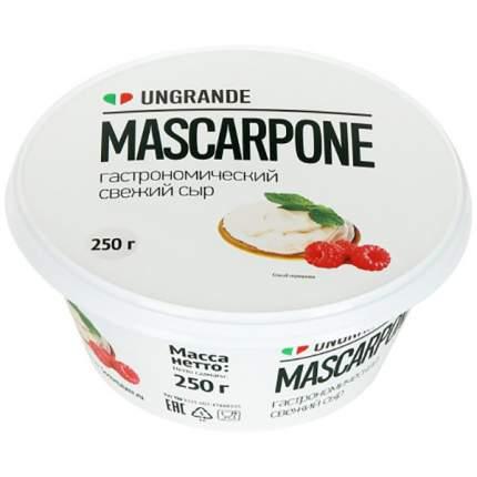 Сыр Ungrande маскарпоне мягкий 80% 250 г