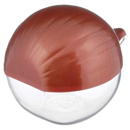 Емкость для лука Альтернатива М942 Красный, прозрачный