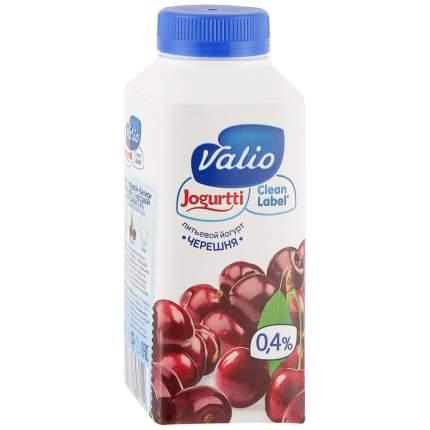 Йогурт valio питьевой черешня 0.4 % 330 г