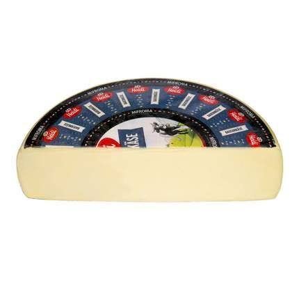 Сыр хайди альпен швейцарский пл/твердый бзмж жир. 49 % фермерский кг вес мифрома швейцария