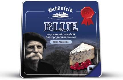 Сыр шонфельд блю бзмж с благородной голубой плесенью жир. 54 % 100 г пир-пак россия