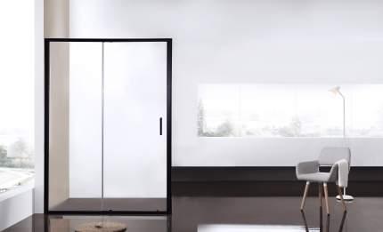 Душевая дверь Bravat Blackline BD120.4101B