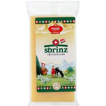 Сыр Хайди сбринц твердый 47% 200 г