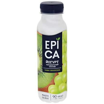 Йогурт Эпика питьевой киви виноград 2.5% 290 г