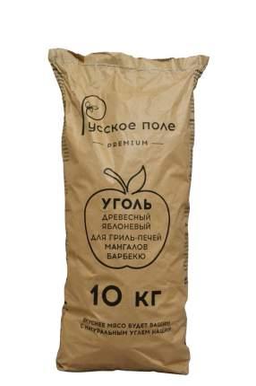 Уголь яблоневый древесный Русское Поле Премиум 10 кг