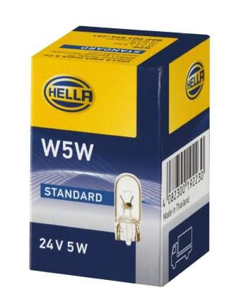 Лампа W5W 24V 8GP003594-251