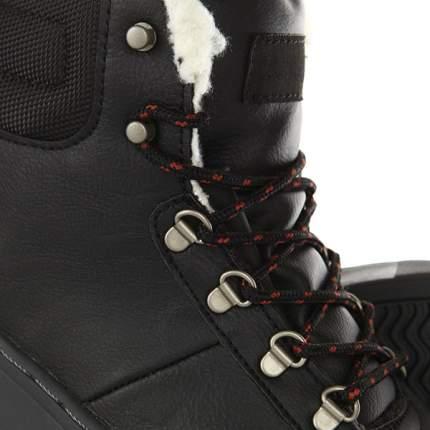 Ботинки Jax Quiksilver, черный, 9 US