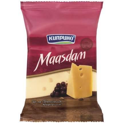 Сыр Киприно маасдам полноцветный 45% 250 г