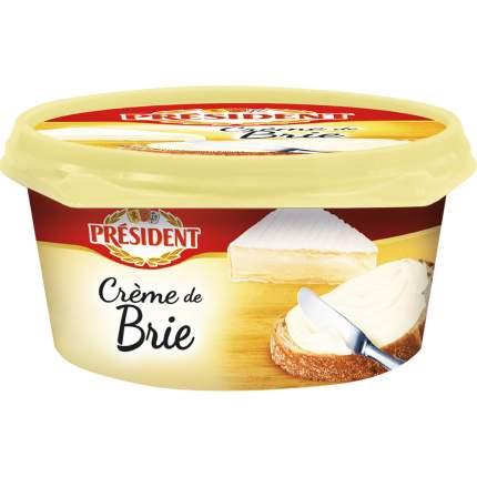 Сыр плавленный President Creme de Brie 50% 125 г