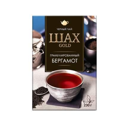 Чай черный листовой Шах Gold Бергамот 230 г