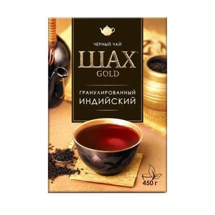 Чай черный листовой гранулированный Шах Gold Индийский 450 г
