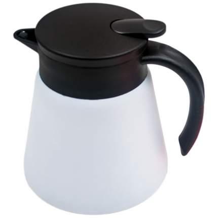 """Чайник - кофейник MaxxMalus """"Coffee Time"""" объем 600 мл, белый"""