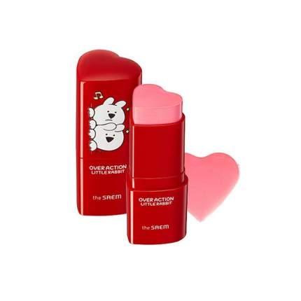 Румяна-стик  The Seam Love Me Stick Blusher PK01 Love Inside ,6 гр