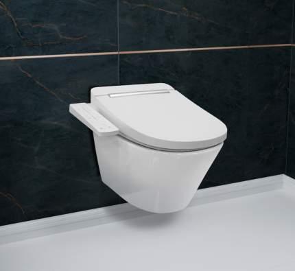 Подвесной унитаз Lavinia Boho Smart V-Clean 3930001R, умный