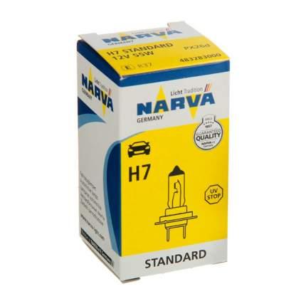 Лампа H7 12V 55W PX26d NVA (упаковка Carton Box 1 шт)