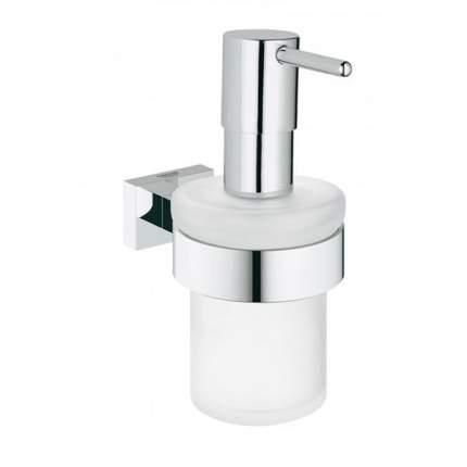 Дозатор для мыла Grohe Selection Cube 40805000 Хром