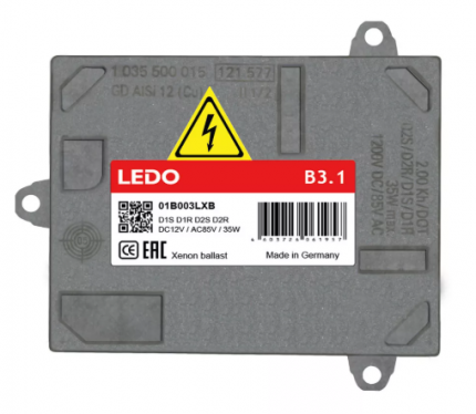 Блок Розжига Ledo B3.1 (Германия) LEDO арт. 01B003LXB
