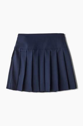 Юбка для девочки Button Blue, цв.синий, р-р 170