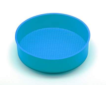 """Форма силиконовая для выпекания """"Вафелька"""" диаметр 20см."""