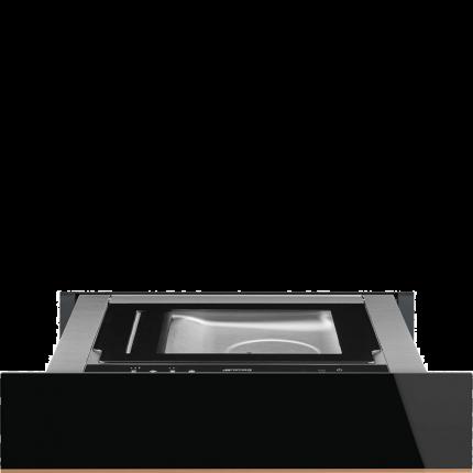 Встраиваемый вакуумный упаковщик Smeg CPV615NR Black