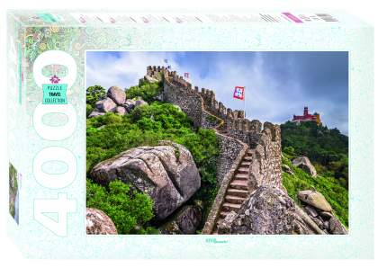 Пазл Step Puzzle Travel Collection Португалия. Синтра 85409 4000 элементов