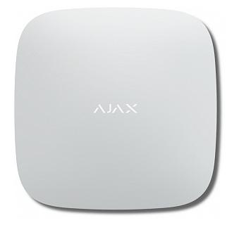 Интеллектуальный центр системы безопасности Ajax Hub (white)