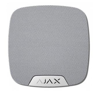 Беспроводная звуковая домашняя сирена Ajax HomeSiren (white)