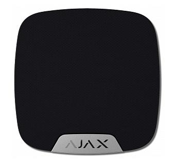 Беспроводная звуковая домашняя сирена Ajax HomeSiren (black)