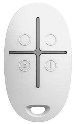 Брелок 4-х кнопочный с обратной связью Ajax SpaceControl (black)