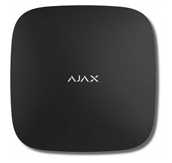 Интеллектуальный центр системы безопасности Ajax Hub (black)