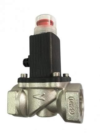 """Электромагнитный газовый клапан отсекатель Кенарь GV-80 3/4""""(DN20)"""