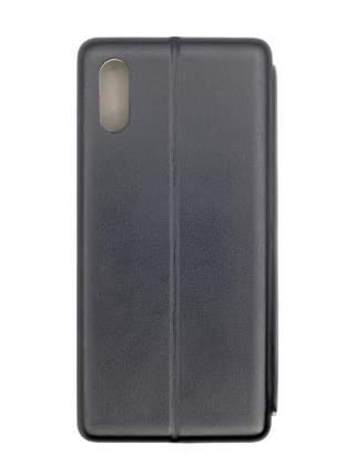Чехол Zibelino Book для Xiaomi Redmi 9A/ Сяоми Редми 9А (черный)